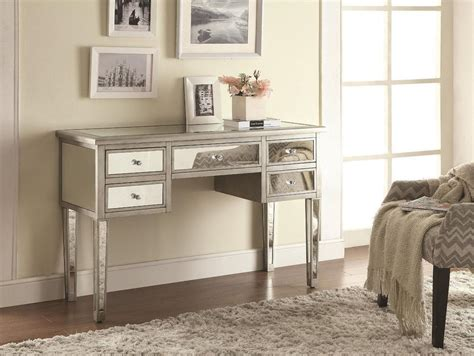 vanity desk with modern contemporary bathroom vanity desk mirrored