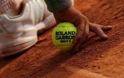 Tennis Garros Wallpapers Desktop Roland Computer Sport