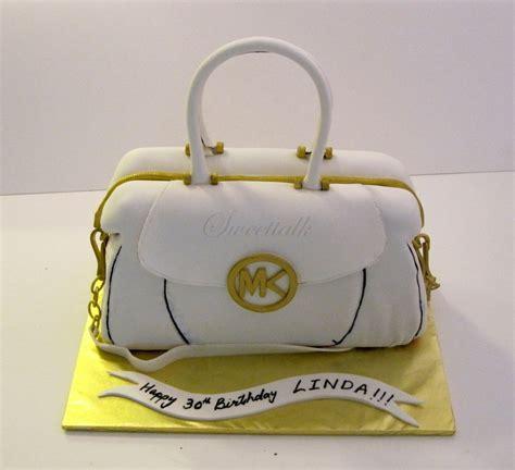 micheal kors handbag cake cakecentralcom