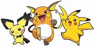 17 Best images about Pichu / Pikachu / Raichu on Pinterest ...