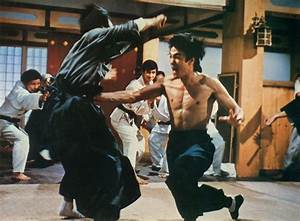 Film Reviews from the Cosmic Catacombs: Fist of Fury (1972 ...