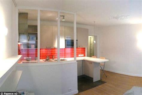cuisine petit espace awesome amenagement cuisine studio contemporary design