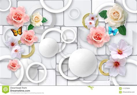 flowers   abstract background  wallpapers  walls