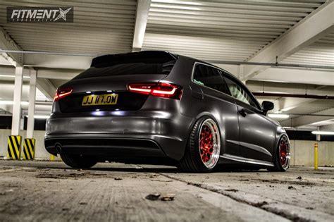 2013 Audi A3 Rotiform Blq Air Lift Performance Air Suspension
