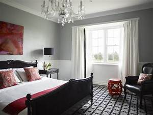 awesome idee deco chambre gris blanc gallery awesome With idee deco blanc et gris