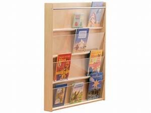 Etagere Murale Livre : tag re murale en bois pour livres de haba biblio rpl lt e ~ Teatrodelosmanantiales.com Idées de Décoration