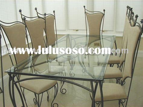 wrought iron dining table and chairs wrought iron dining