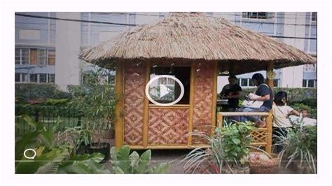bahay kubo house design philippines youtube