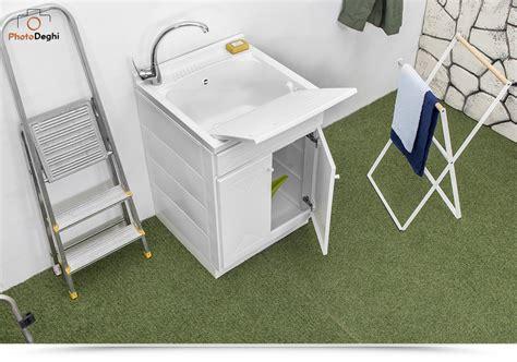 lavello esterno mobile lavatoio per interno o esterno 60x50 due ante