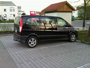Vito 115 Cdi : mercedes benz vito 115 cdi combi compact 2010 box type delivery van photo and specs ~ Gottalentnigeria.com Avis de Voitures