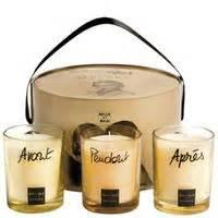 coffret 3 bougies avant pendant et apr 232 s nathalie rykiel pour sephora sephora beaut 233 test