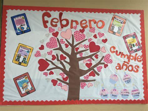 Periódico Mural Febrero School