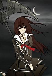 Vampire Knight Yuki With Artemis   www.imgkid.com - The ...