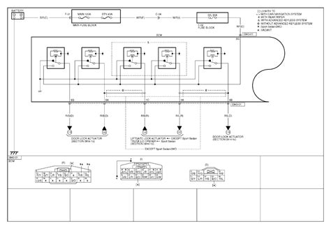 Honda Accord Door Lock Wiring Diagram by 1996 Honda Accord 2 2l Mfi Sohc 4cyl Repair Guides