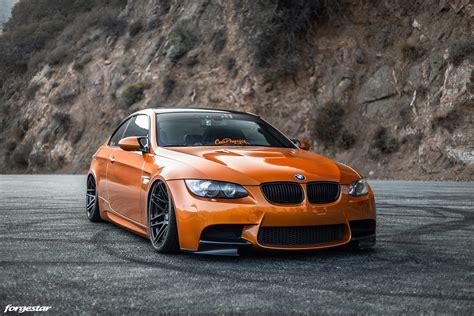 Orange Metallic Bmw E92 M3