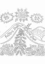 Ski Coloring Slope Mountain Slopes Positive Teacherspayteachers sketch template
