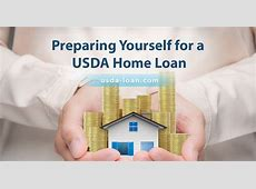 average usda loan interest rate
