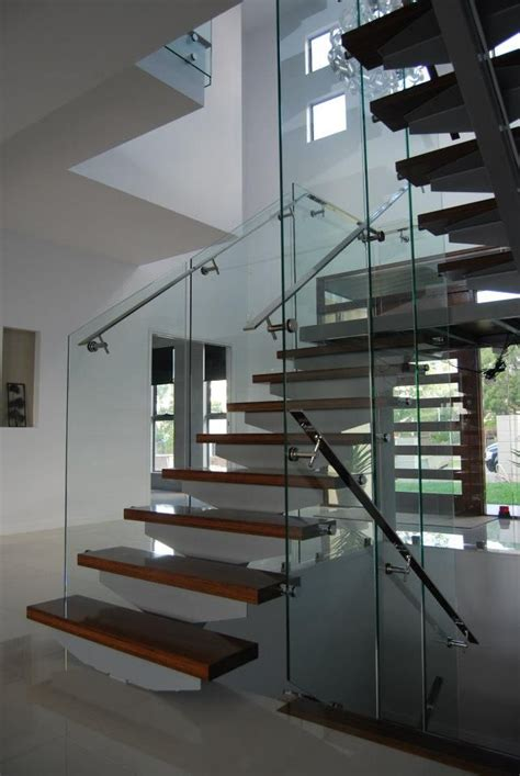 pin  fga stair glass work
