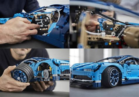 porsche steering wheel 39 s 1 8 bugatti chiron technic kit comes with 3599