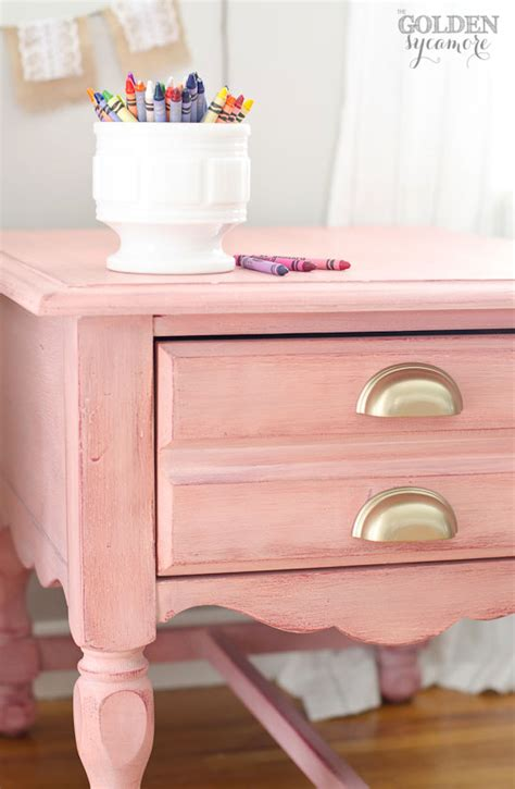 Pink Nightstand by Pink Nightstand Side Table The Golden Sycamore