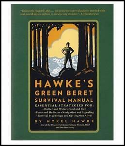 Hawke U0026 39 S Green Beret Survival Manual   Ranger Joes