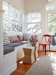 20, Small, And, Cozy, Sunroom, Design, Ideas