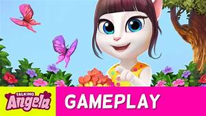 Springtime Magic (NEW My Talking Angela App Update) - YouTube