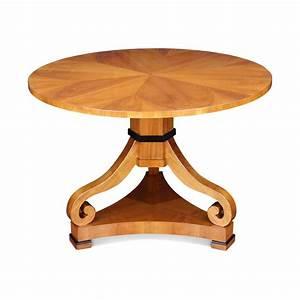 Tisch Mit Mittelfuß Eckig : tisch mit rundem mittelfu aus kirsche bei stilwohnen kaufen ~ Sanjose-hotels-ca.com Haus und Dekorationen