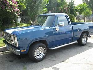 Sell Used 1978 Dodge D100 In San Fernando  California