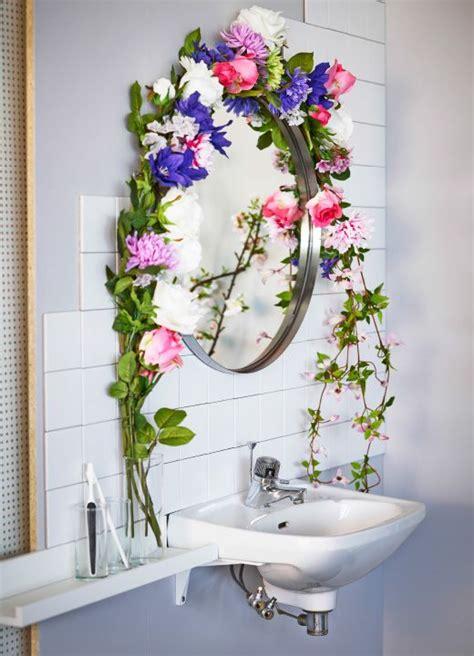 Schöne Bäder Inspiration by Aufnahme Einer Blumengirlande Aus Smycka Kunstblumen Hier
