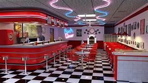 American Diner Möbel : moderne bar m bel diner bar m bel diner m bel dinerausstattung american diner style diner bar ~ Sanjose-hotels-ca.com Haus und Dekorationen