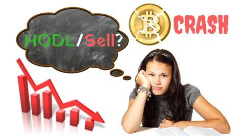 Channel 4 installed gender neutral facilities in 2017. Bitcoin Crash Survival Guide: HODL Or Sell? - YouTube
