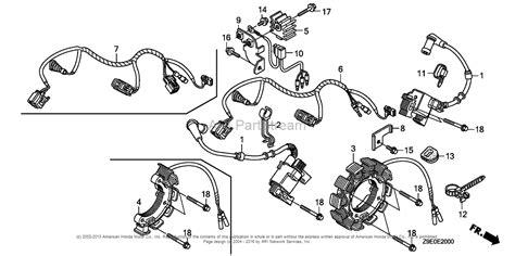 Honda Engines Gxr Bxf Engine Jpn Vin Gcbfk