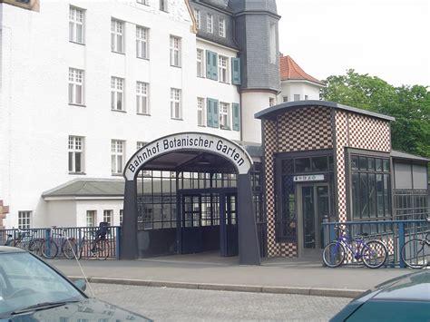 Botanischer Garten Berlin Haltestelle by Botanischer Garten Und Botanisches Museum Berlin Dahlem