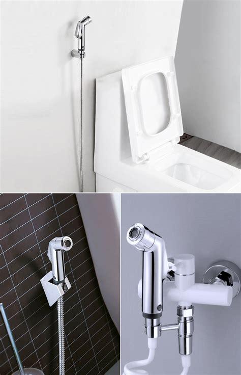 Bidet Shower by Kcasa Modes Pressurize Bidet Shower Toilet Seat