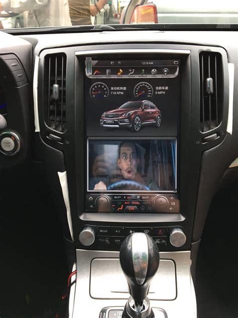 android navigation radio receiver  infiniti