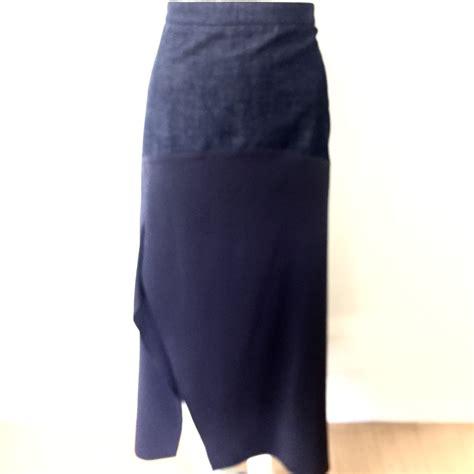 brunello cucinelli silk skirt xl closet couture