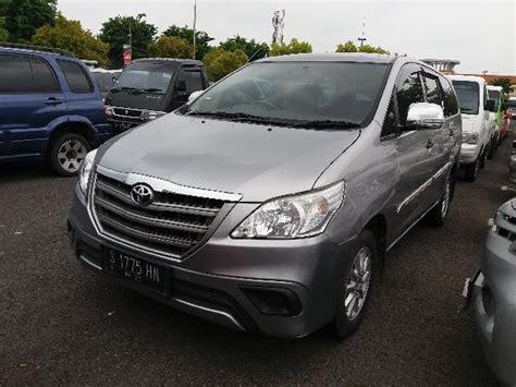 Toyota Kijang Innova Picture by Kijang Innova E 2015 Mobilbekas