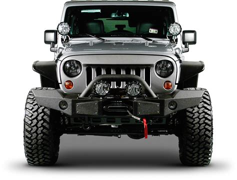 jeep grill the eyebrow grill lifted off road products