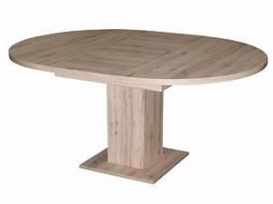 Tisch Rund 80 Cm Ausziehbar : esszimmertisch rund 120cm ausziehtisch sanremo eiche hell ~ Frokenaadalensverden.com Haus und Dekorationen