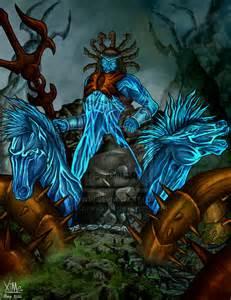 Poseidon God of War 3