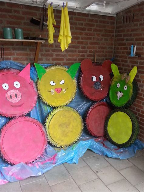 tire recycling ideas  animal shaped garden decorations