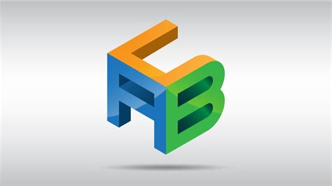 How To Create A Cube Logo With Custom Letters In Adobe