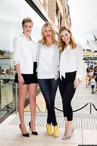 Kate Upton Has Legs For Days At 'The Other Woman' Photo Call