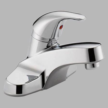 peerless plf centerset lavatory faucet chrome