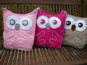 Free Crochet Owl Cushion Pattern Pakbit For