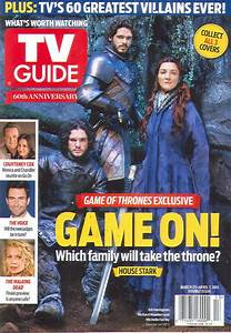 Backissues Com - Tv Guide March 25  2013