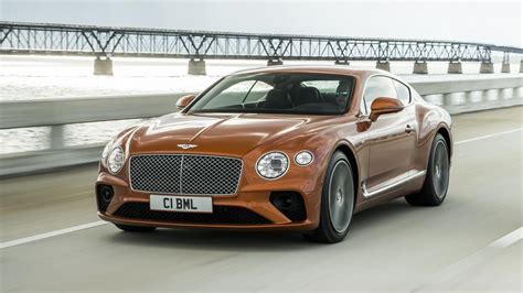 You Can Now Buy The Bentley Continental Gt With A V8