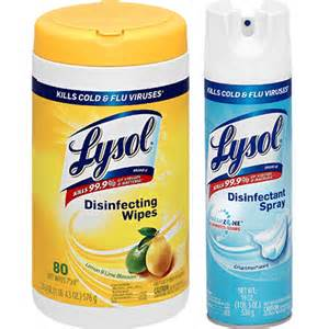 NEW Lysol Disinfecting Wipes & Spray Coupons - Hip2Save