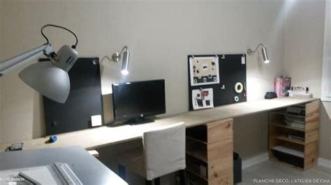 ote cuisine réalisation d 39 un bureau planche déco l 39 atelier de cha